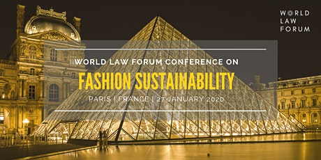 World Law Forum Conference on Fashion Sustainability billets
