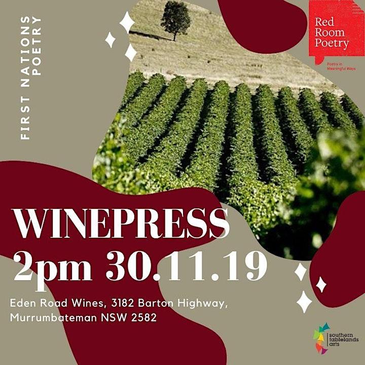 Winepress image