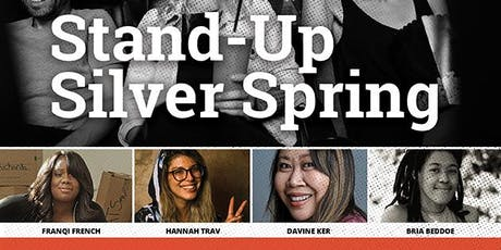 Stand-Up Silver Spring tickets