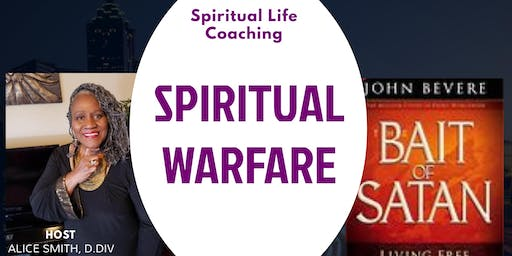 Spiritual Coaching:  Leader As Coach-Spiritual Warfare