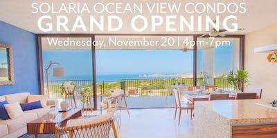 Solaria Grand Opening Event