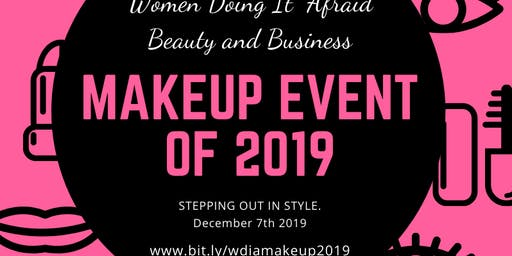 Step Out In Style- Interactive Makeup Session