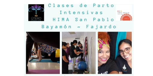 Clases de Parto HIMA San Pablo Bayamón-Fajardo