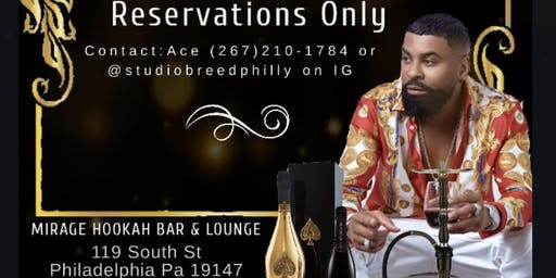 GINUWINE NEW BREED EVENTS