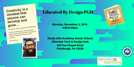 Educated By Design PGH Meetup tickets