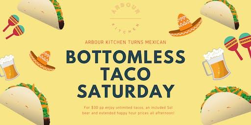 Bottomless Taco Saturday