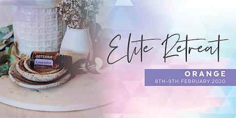 doTERRA Elite Retreat - Orange tickets