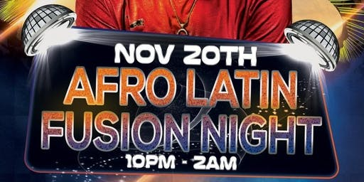 Afro-Latin Fusion Party