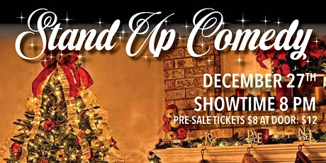 Holiday Stand Up Comedy Show tickets