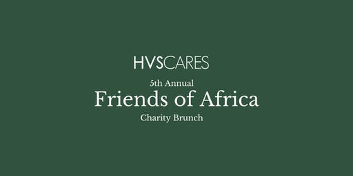 Friends of Africa  5th Annual Charity Brunch