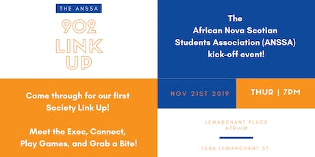 The ANSSA: 902 Link Up! tickets
