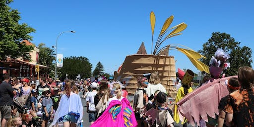 Onkaparinga Youth Christmas Float