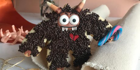 Krampus Cookie Decorating Workshop for Adults tickets