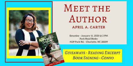 April A. Carter  - BOOK SIGNING tickets