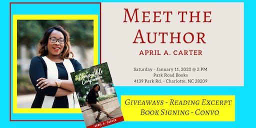 April A. Carter  - BOOK SIGNING