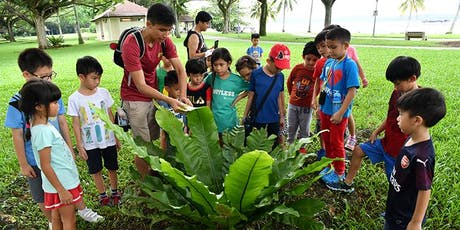 Multi-Sensorial Nature Play for Kids tickets