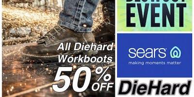 Diehard Boots 50% OFF