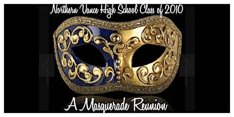 Northern Vance High School Class of 2010 Ten Year Reunion tickets
