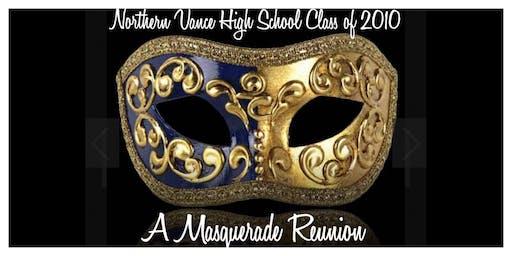 Northern Vance High School Class of 2010 Ten Year Reunion