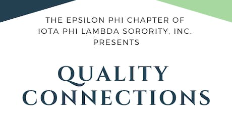 Quality Connections - An AEW Celebration tickets