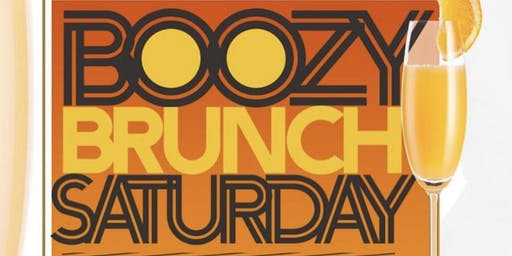 Havana Cafe Boozy Brunch Saturdays & Day Party