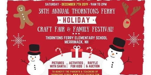 38th Annual Thorntons Ferry School Holiday Craft Fair