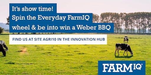 Catch FarmIQ at the NZ Agricultural Show