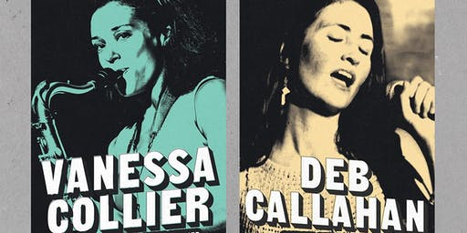 Vanessa Collier and Deb Callahan - Night of the Mighty Blues Women