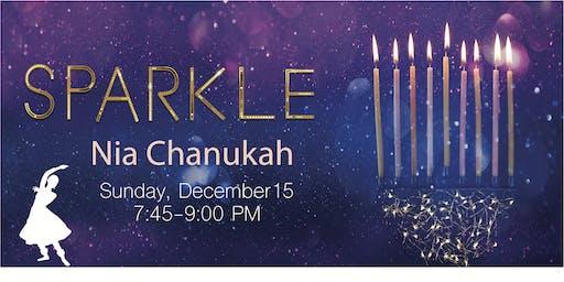 SPARKLE: NIA CHANUKAH