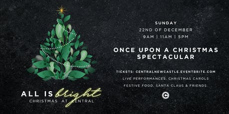 Once Upon A Christmas Spectacular tickets