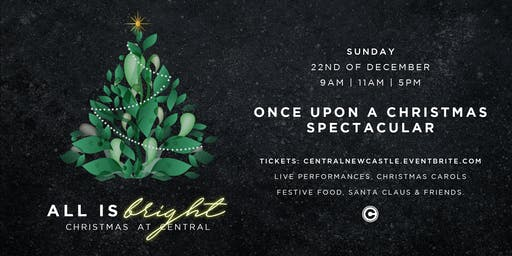 Once Upon A Christmas Spectacular