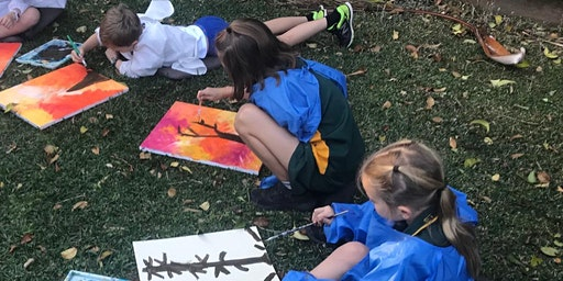 School Holiday Art Day Camp