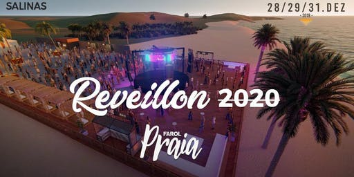 Reveillon Salinas 2020  ~ Farol Praia Salinas
