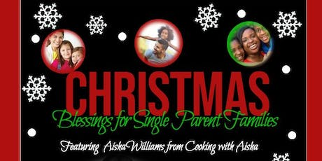 Christmas Blessings for Single Parents tickets