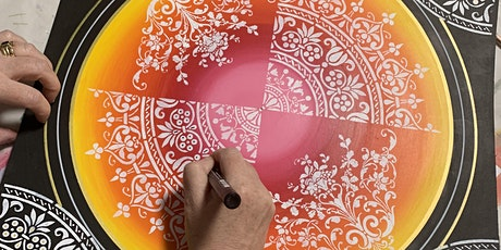 Full Day Mandala Painting Workshop tickets