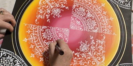 Mini Mandala Painting Workshop