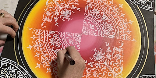 Full Day Mandala Painting Workshop