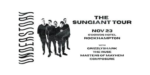 The Sungiant Tour - Rockhampton
