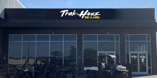 Trak-Houz Bar and Grill Grand Opening  Event At Zeigler Motorsports