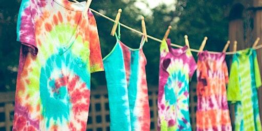 Tie-Dye Workshop