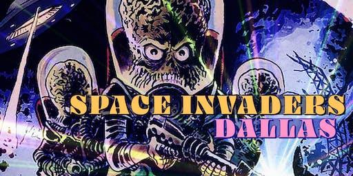 Space Invaders: Dallas Edition