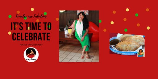 What Makes You Feel Beautiful  - Celebrates The Empanada Lady