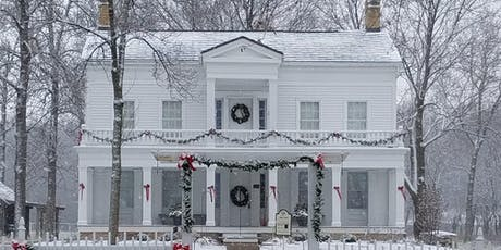 Grignon Mansion Christmas Tours December 14th Weekend 2019 tickets