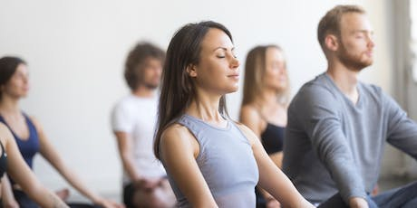Stress, Anxiety and the Role of Meditation at Parramatta Library tickets