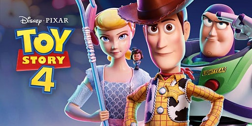 January Holiday Program: Film Screening - Toy Story 4 - Taree