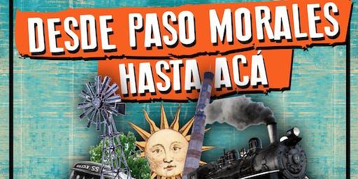 DESDE PASO MORALES HASTA ACÁ