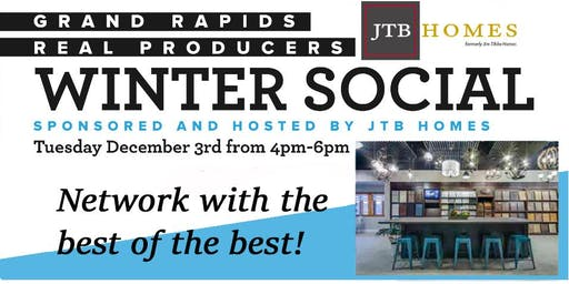Grand Rapids Real Producers Winter Social!