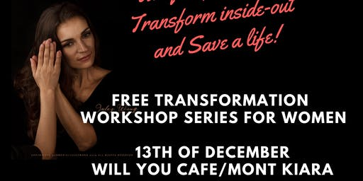 Inside-out Transformation Workshop For Women