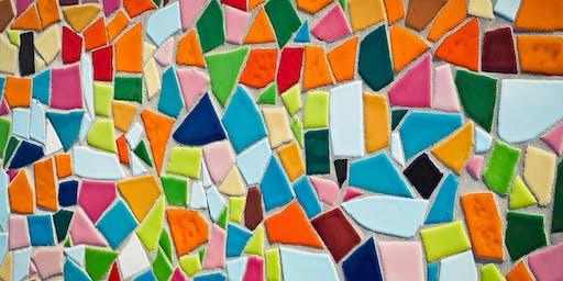 Make Your Own Mosaic, Ages 12-18, FREE