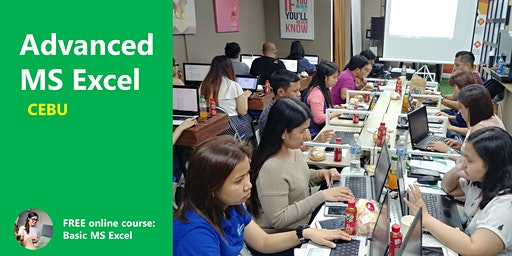 CEBU Basic to Advanced Excel Training